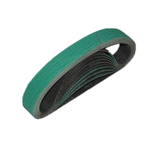 Carbon Stainless Metal Finishing Abrasive Belts Waters
