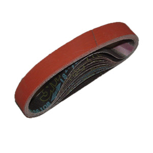 Metal Finishing Abrasive Belts For Stainless Steel