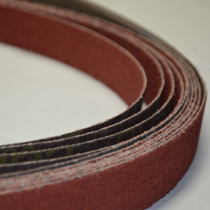 Xk870x Metal Finishing Abrasive Belts For Sale Waters