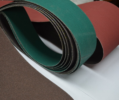Buy 120 Grit Metal Finishing Abrasive Belts Waters