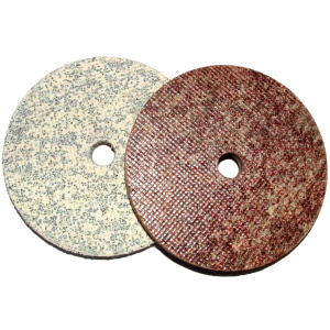 Metal Polishing Wheel T1 3 X 1 8 X 3 8 A36 Waters